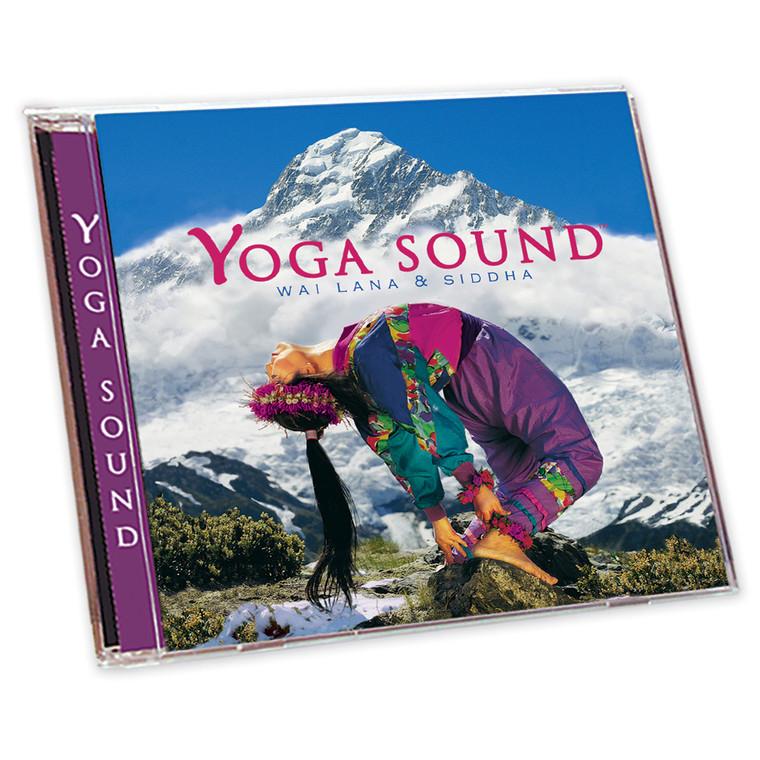 Yoga Sound CD
