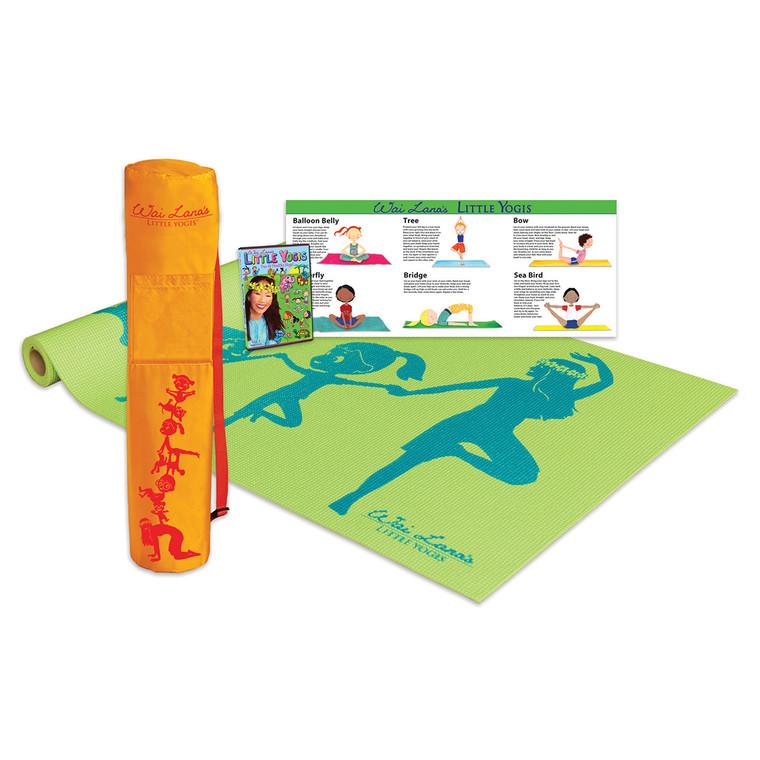 Wai Lana's Little Yogis™ Eco Tote Kit