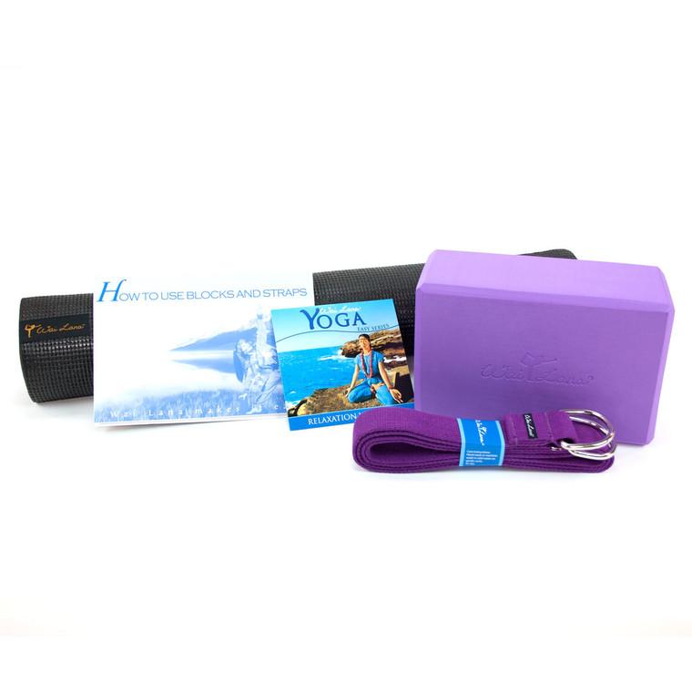Get Started Yoga Kit