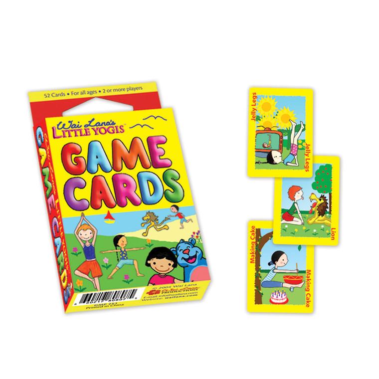 Wai Lana's Little Yogis™ Game Cards