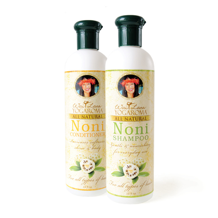 Noni Shampoo and Conditioner