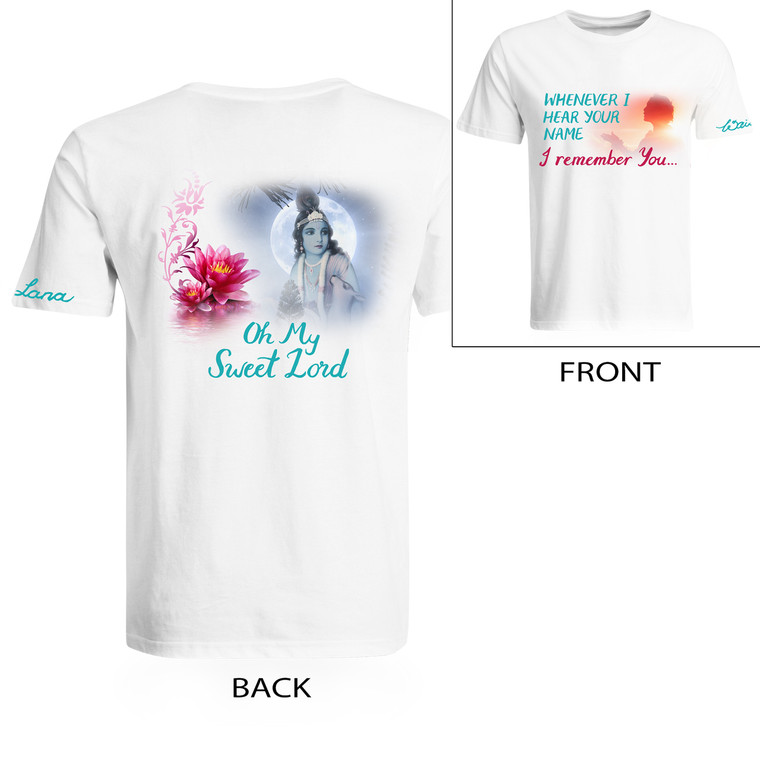 Oh My Sweet Lord T-Shirt (Men's)