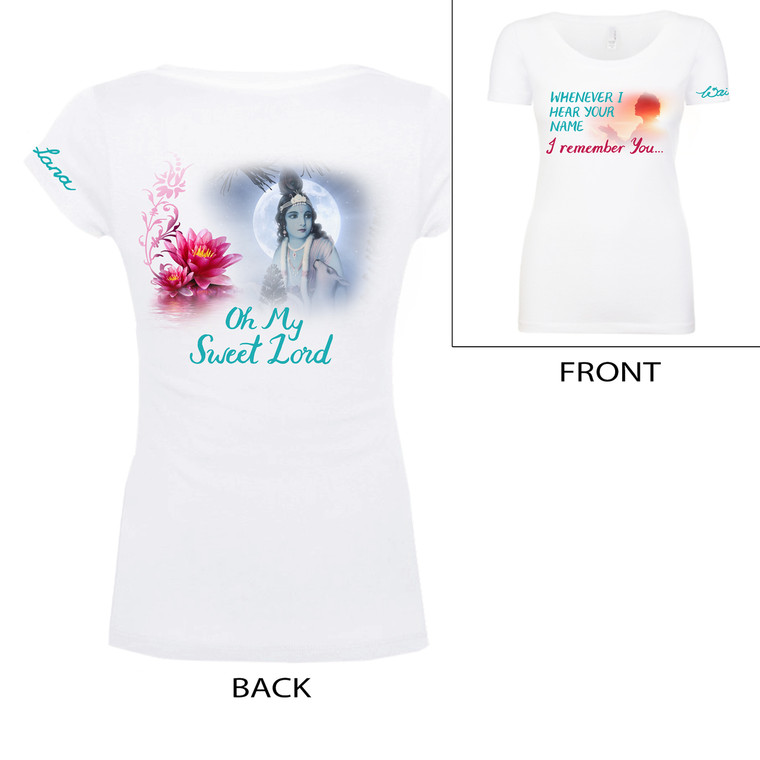 Oh My Sweet Lord T-Shirt (Women's)