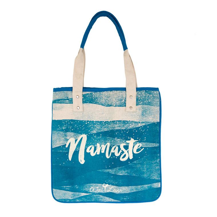 Stylish 100% Organic Cotton Namaste Bag