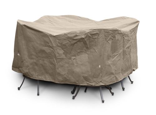 KoverRoos® III Outdoor Bar Set Cover w/Umbrella Hole