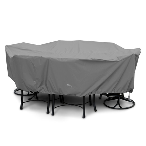 Outdoor Oval/Rectangular Dining Set Cover