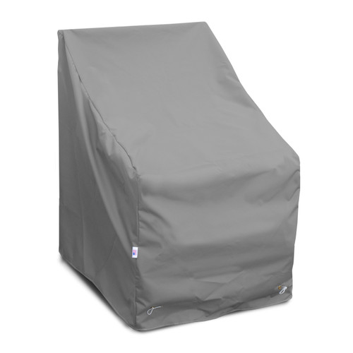 Outdoor High Back Chair Cover