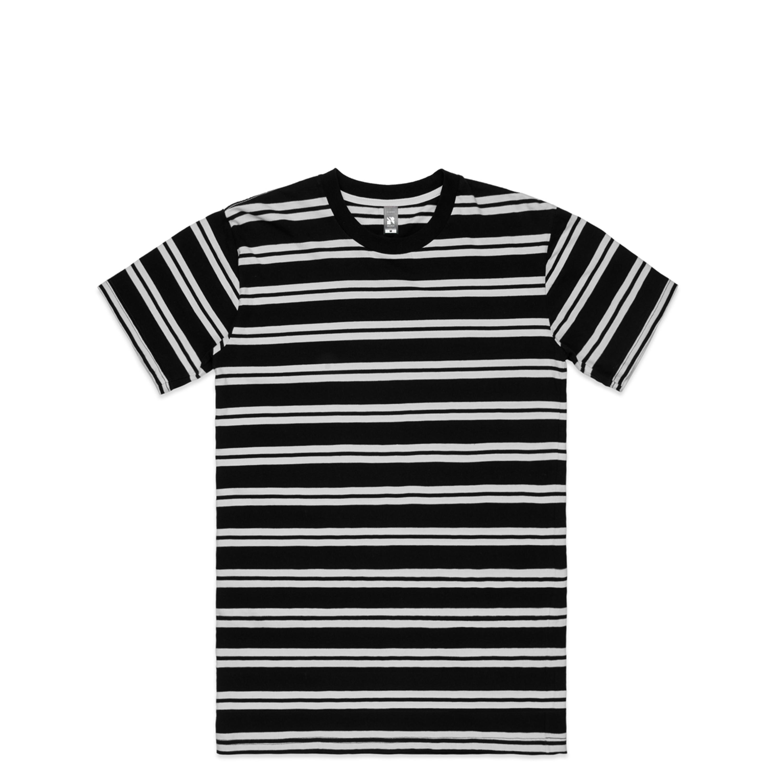 Mens Classic Stripe Tee - 5044