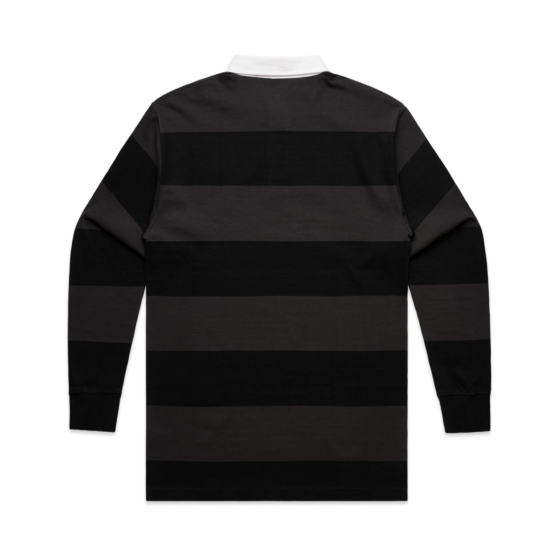 BLACK/COAL - BACK