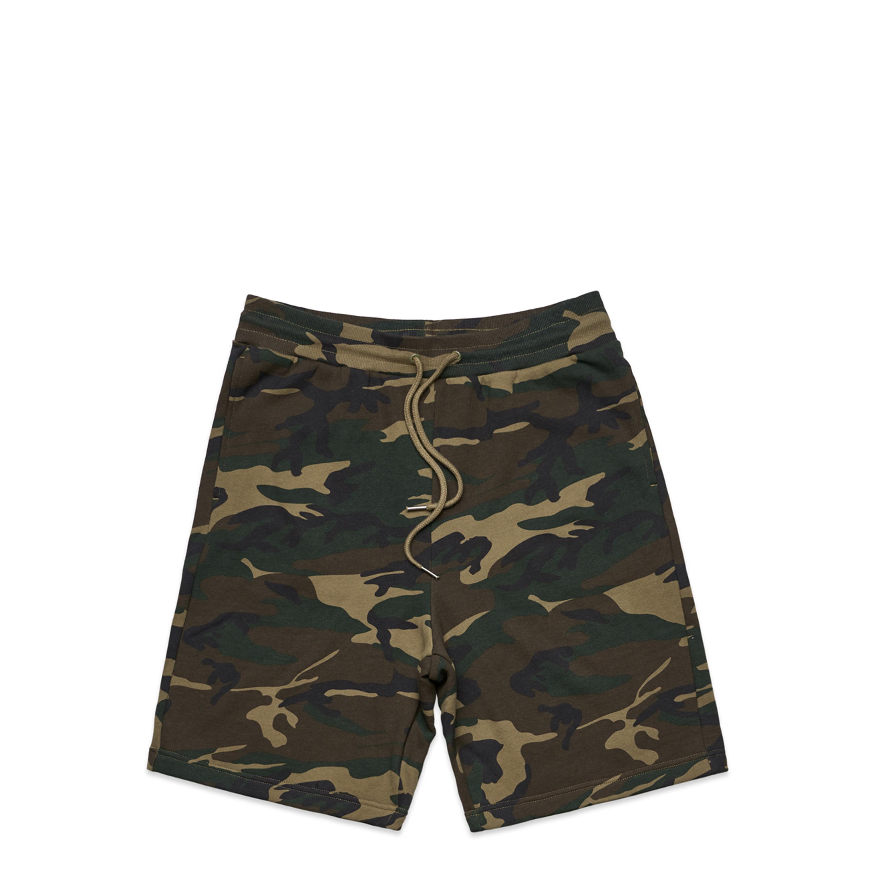 Mens Stadium Camo Shorts - 5916C