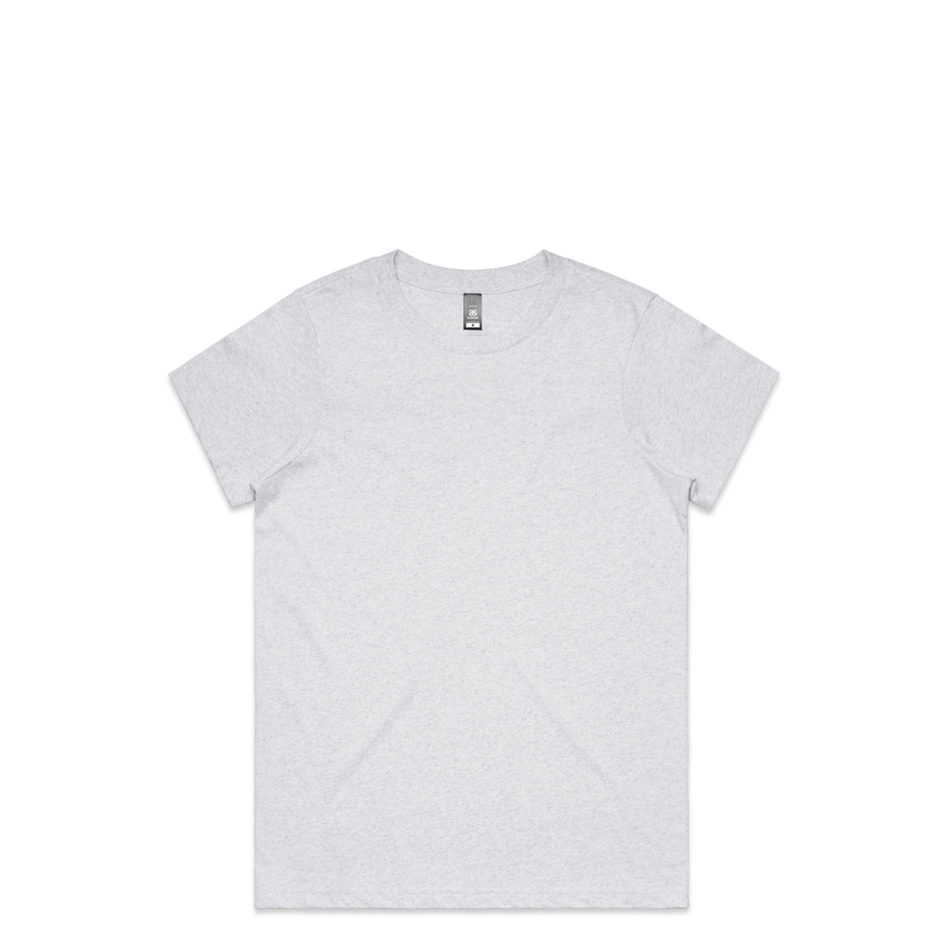 Wo's Maple Marle Tee - 4001M