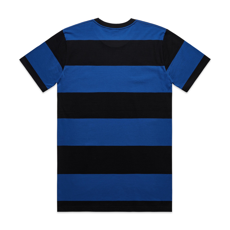 BLUE/BLACK - BACK