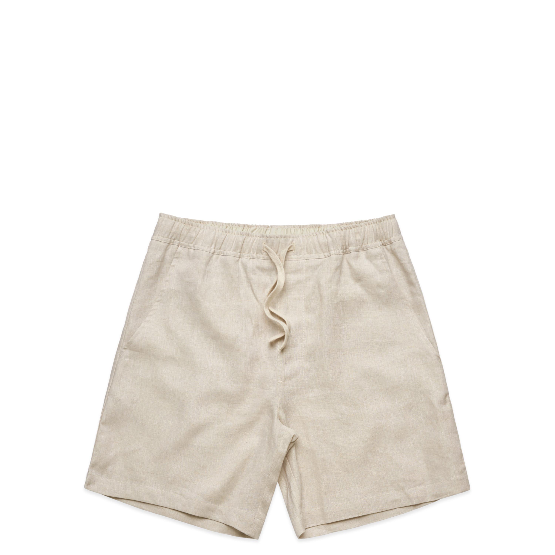Mens Linen Shorts - 5919
