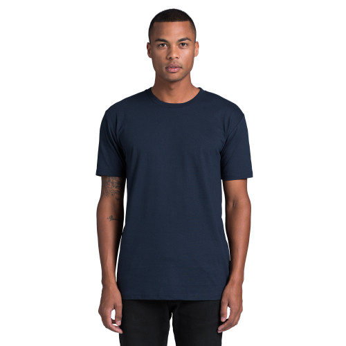 Mens Staple Tee (4xl–5xl) - 5001B