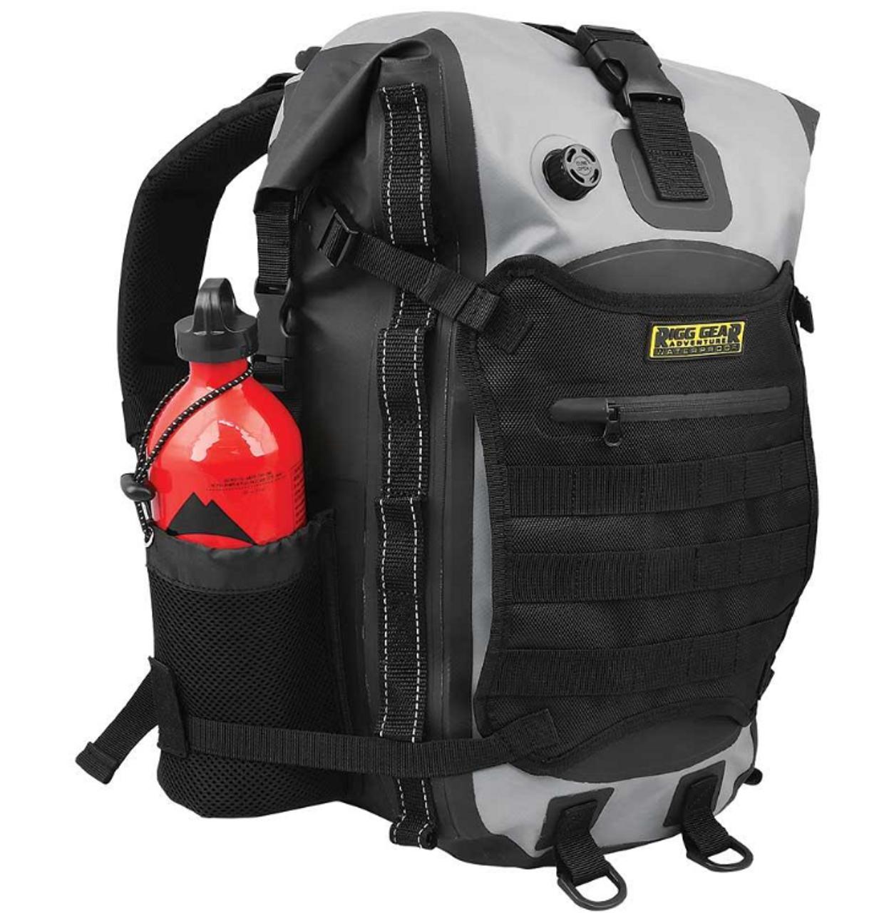 709de86218 Nelson-Rig+Backpack+SE-3020+Hurricane+Black+luggage