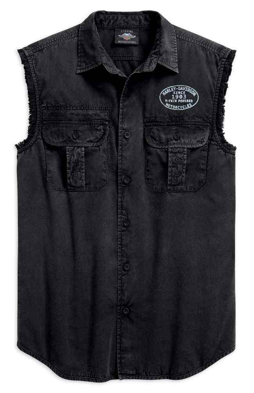 e7bd1f0b NEW · HARLEY DAVIDSON MEN'S WINGED BLOWOUT SHIRT ...