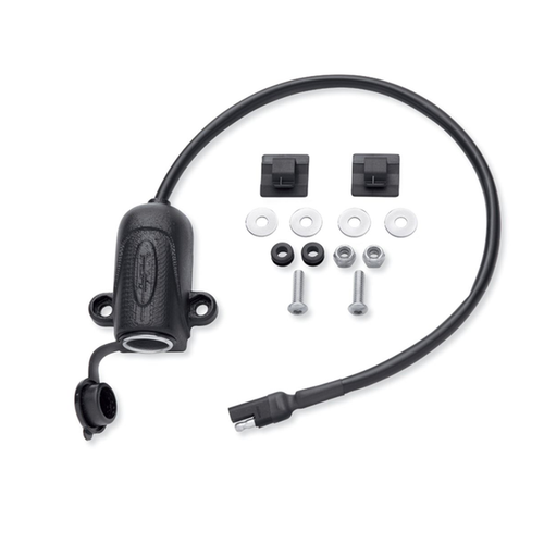 Harley-Davidson - Accessories - Auxiliary Power & Charging