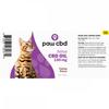 CBD Catnip Tincture | CBD Tincture for Cats 150MG | PawCBD