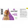 Natural CBD For Dogs | Dog Tincture 150MG CBD | PawCBD