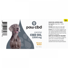 CBD Peanut Butter | Dog Tincture 1500MG CBD