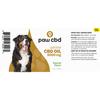 CBD Natural | Dog Tincture 3000MG CBD | PawCBD