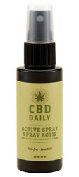 CBD Active Spray | 60MG | CBD Daily