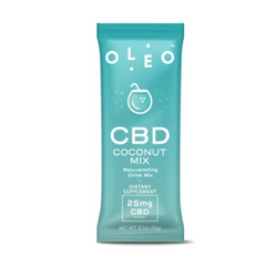 CBD Coconut Drink Mix | CBD Drink | 25mg CBD