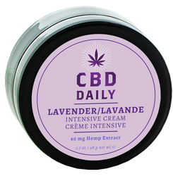 CBD Daily Lavender Cream