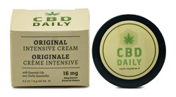 CBD Daily Original Strength Cream | 0.5oz CBD Lotion