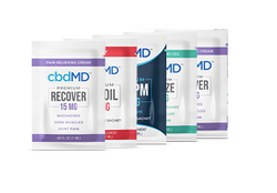 CBDMD 1ML Sample Sachet | 15MG