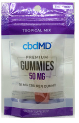 CBDMD gummies | 50mg cbd Gummies - North Central Texas Organics