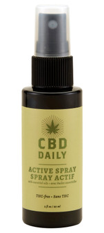 CBD Active Spray | 60MG