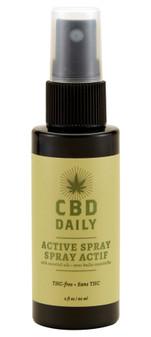 CBD Active Spray | 60MG