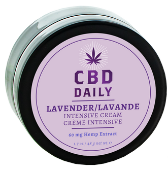 CBD Daily Lavender Cream