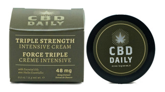 0.5 OZ Contains 54 MG CBD