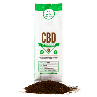 CBD Ground Coffee | CBD Coffee | CBD Drink