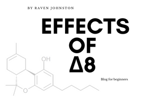 Effects of Delta-8