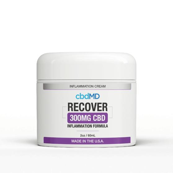 CBDMD 300MG Cream   Inflammation CBD Cream