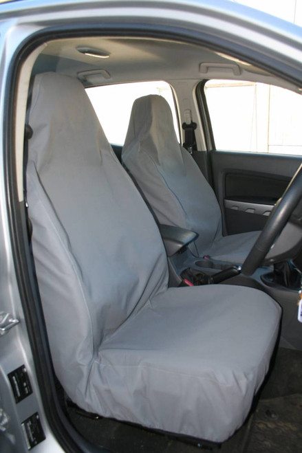 Vehicle Single Seat Canvas Cover.