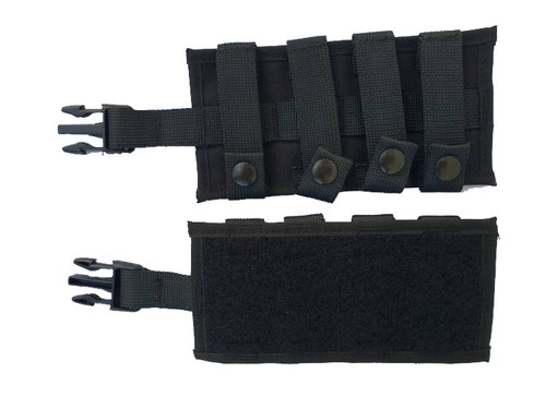 MEDIC POUCH, IFAC - Horizontal or Vertical - BACKING ONLY