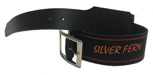 Elastic Shearers belt.