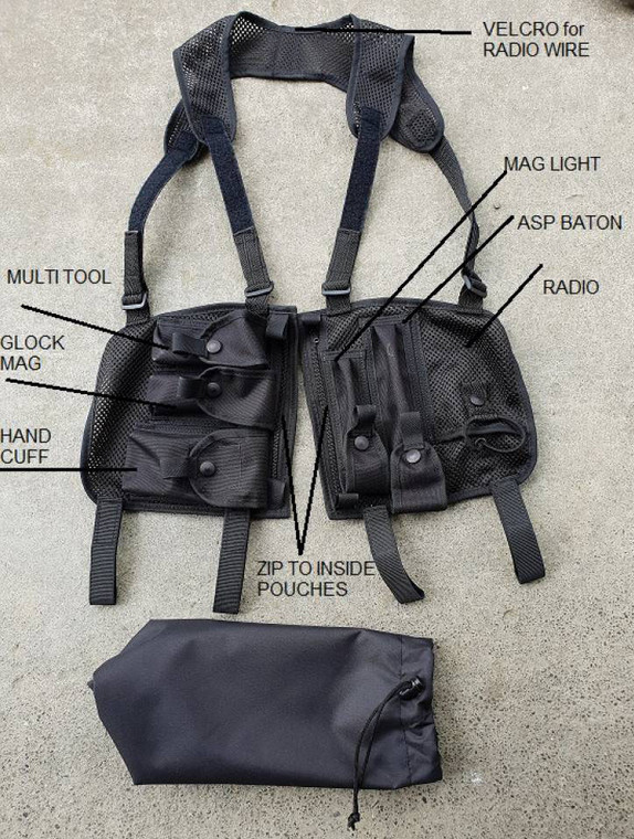 DPS Shoulder Harness