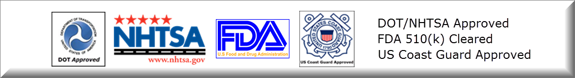Alcohol Tester Approvals DOT NHTSA US Coast Guard