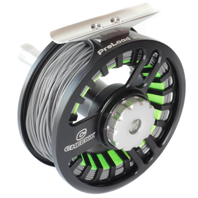 Cheeky PreLoad Fly Reel