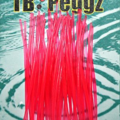 Troutbeads Rubber Peggz 50 Ct
