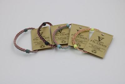 Flyvines Pink Bracelet