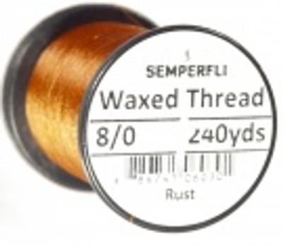 Waxed Thread 8/0
