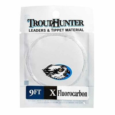 TroutHunter 9' Fluorocarbon Leader