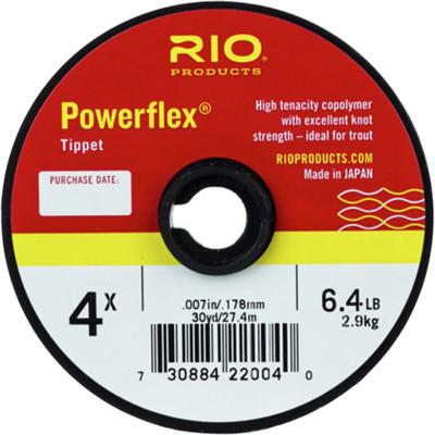 Rio Powerflex Tippet - 30yd