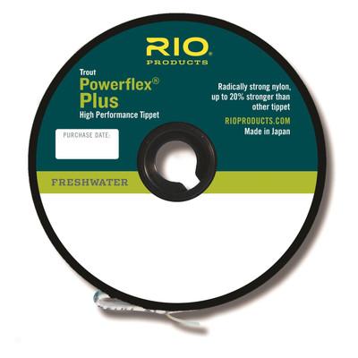 Rio Powerflex Plus Tippet - 50yd
